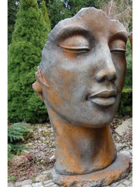 Gesicht Frau Rosteffekt Vidroflor