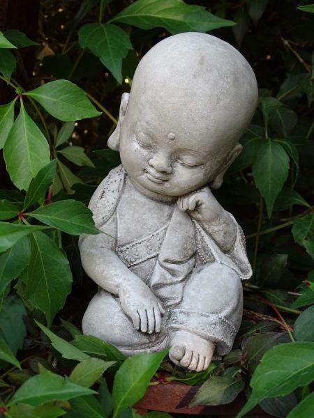 Kleiner Mönch - Buddha
