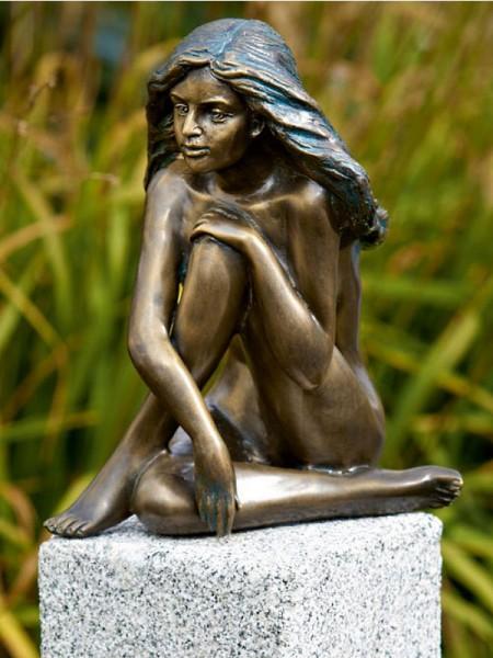 Bronzefigur Demi