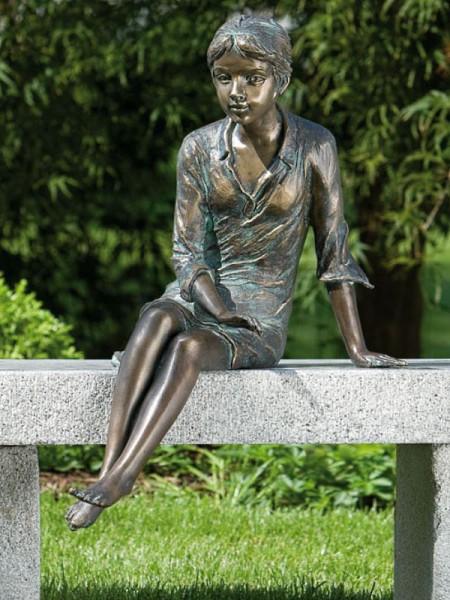 Bronzefigur Berrit