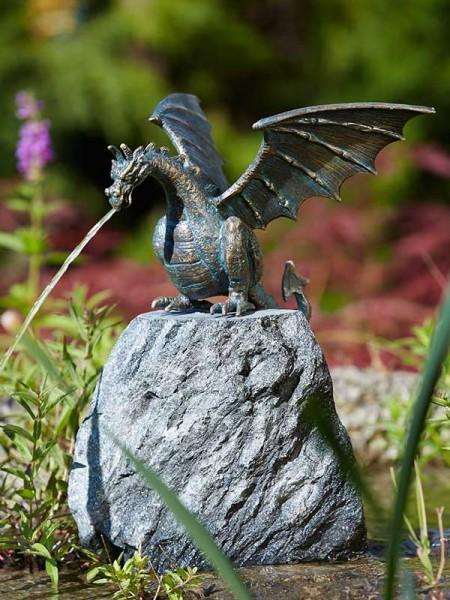 Bronzefigur Drache Terrador