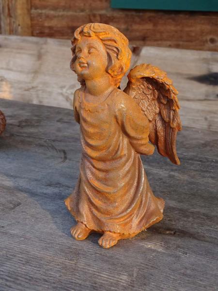 Gusseisen Engel Eva