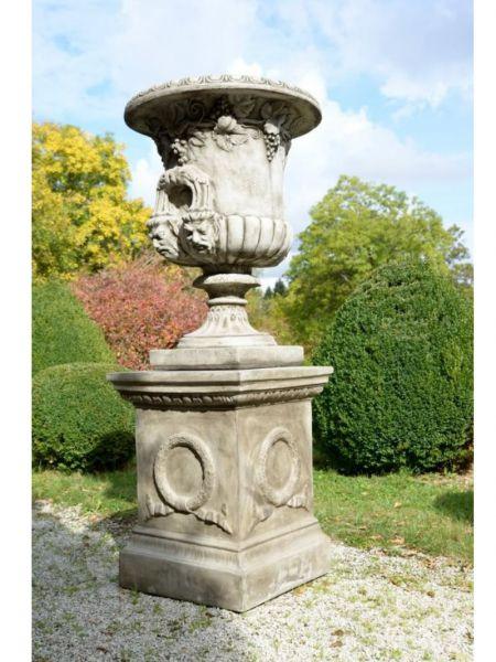 Englische Gartenamphore Regency