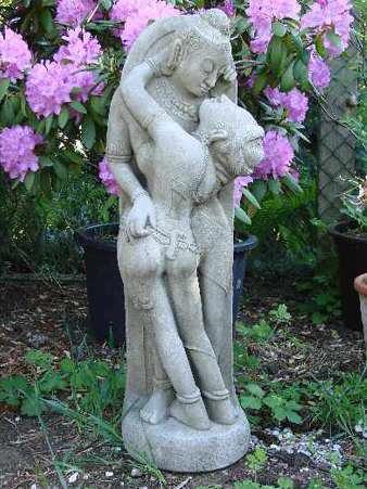 Thai Lovers aus Steinguss