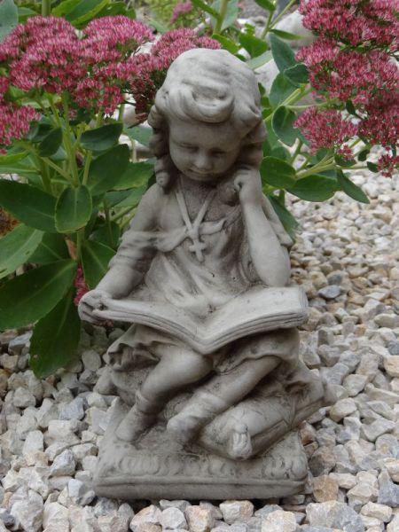 Steinfigur aus England