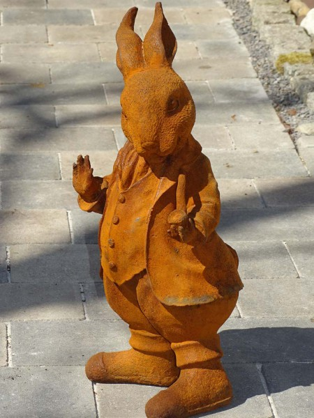 Mister Rabbit Gusseisen