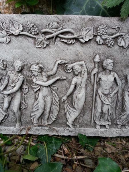 Römisches Relief Steinguss