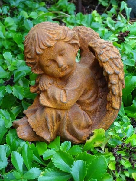 Engelchen Marie - Gusseisenfigur