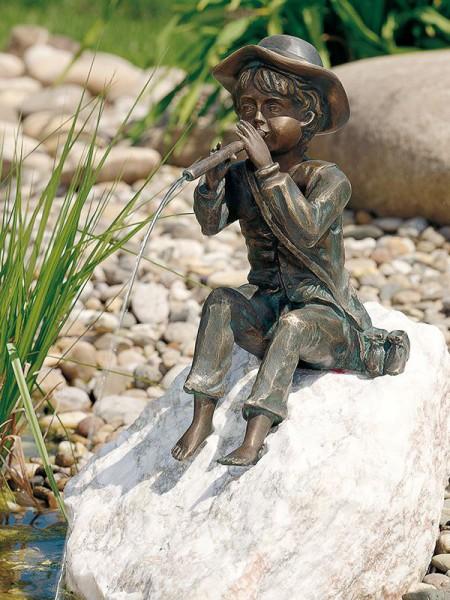 Bronzefigur Toni
