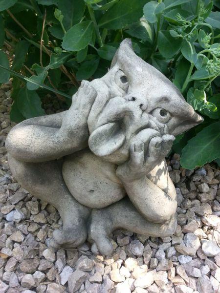 Gargoyle IVAN Fiona Jane Scott Gartenfigur