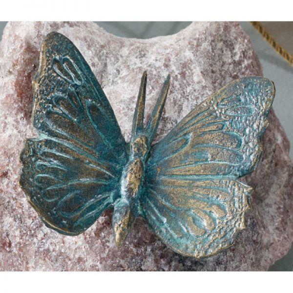 Schmetterling Bronze Rottenecker