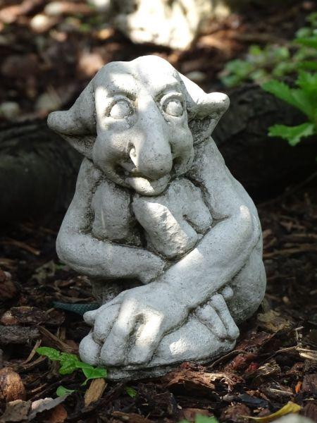 Kleiner Troll Goblin A