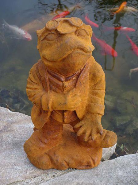Mister Frog Gusseisen