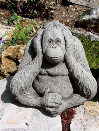 Nichts Hören Affe