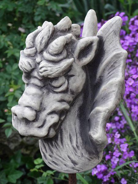 Gartenwächter Drache Fafnir