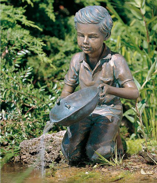 Bronzefigur Simon von Rottenecker
