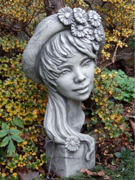 Frauenbüste Lady Calendula