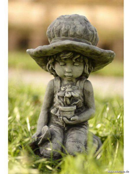 Sarah Kay Gartenfigur Lilli