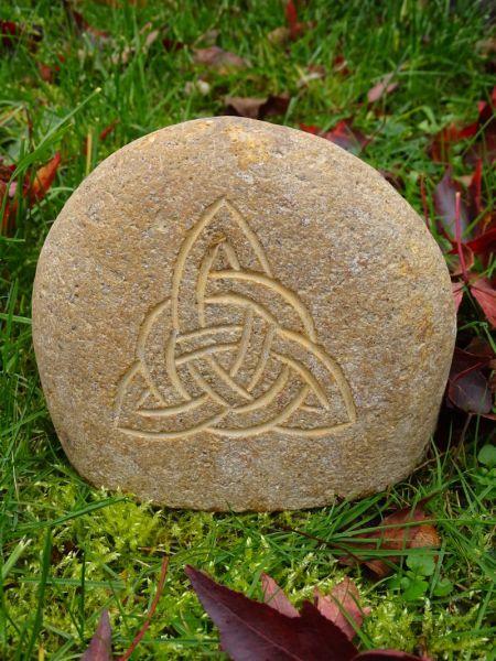 Kraftstein Keltischer Knoten (Beispielfoto)