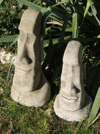 Steinfiguren Osterinsel