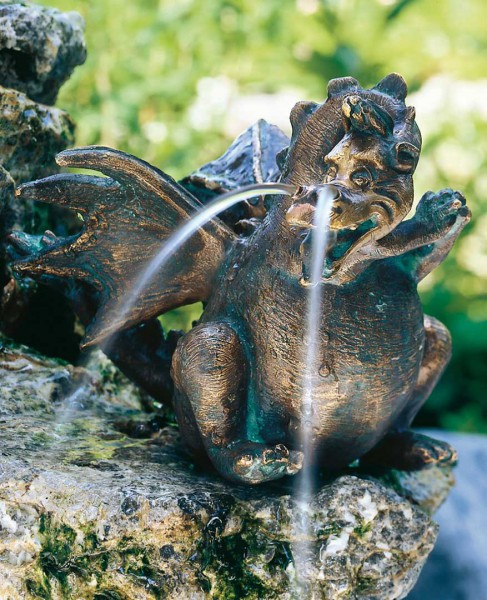Bronzedrache MISSY von Rottenecker