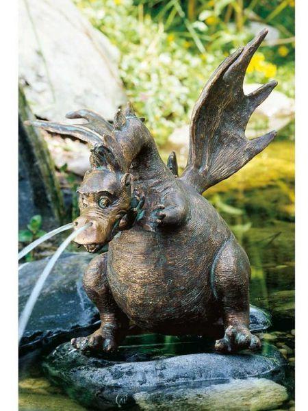 Bronzedrache Drusilla