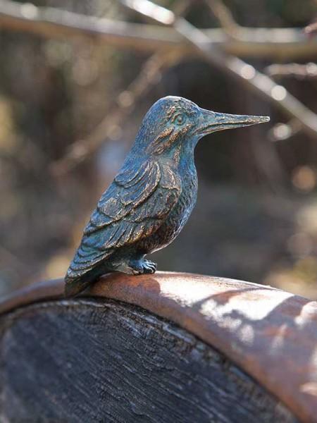 Kleiner Eisvogel Bronze