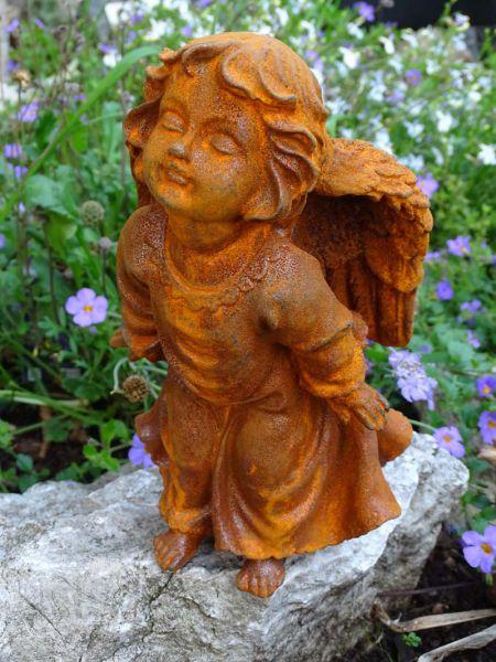 Gusseisen Engel Maria