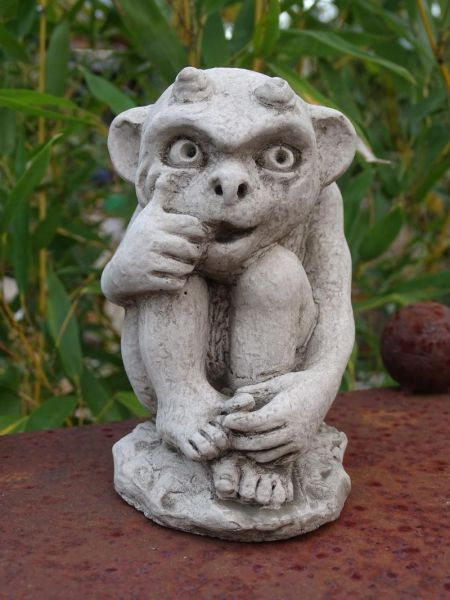 Goblin aus Steinguss
