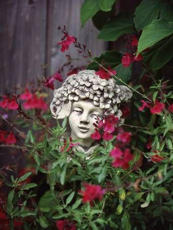 Blumenkind Hortensie